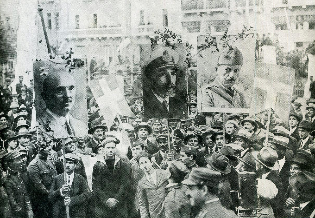 demonstration_for_the_declaration_of_the_greek_republic_-_1924