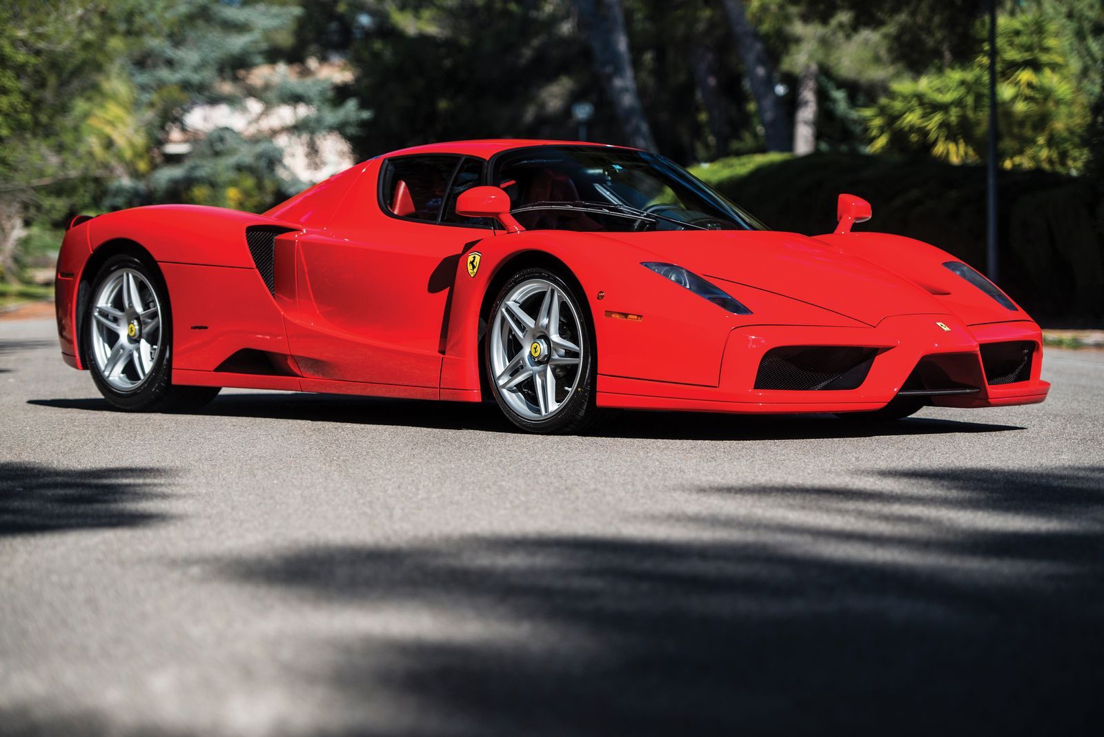 Ferrari-Enzo-auction-1