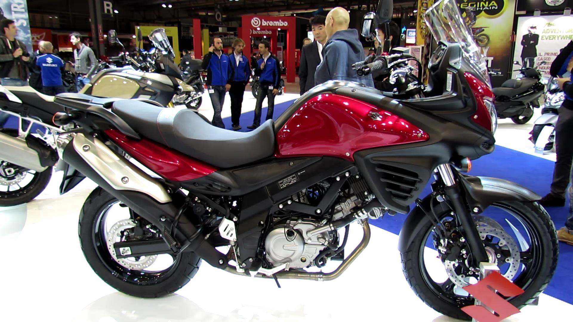 SUZUKI DL650 V-Strom 2012 - 2014