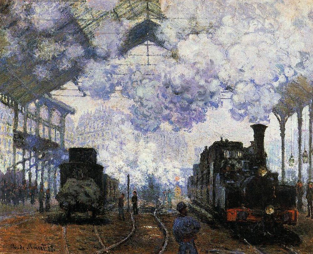 monet-the-gare-saint-lazare-arrival-of-train