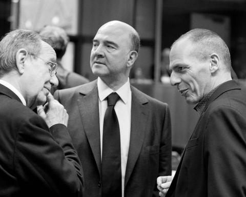 ΒΡΥΞΕΛΛΕΣ - ΣΥΝΕΔΡΙΑΣΗ ΤΟΥ ECOFIN(EUROKINISSI/Ε.Ε.)
