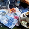 NEW EURO CURRENCY - AUG 2001